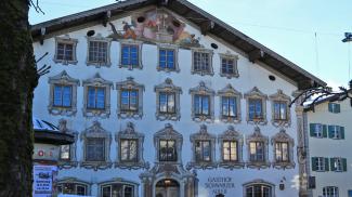Gasthof Schwarzer Adler in Reutte