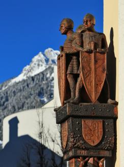 Wehrmann-Wappensäule