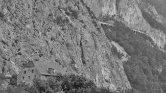 Martinsbühl und die Karwendelbahn