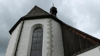 Schöllanger Burgkirche