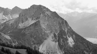 Felssturz Rubihorn-Nordwand