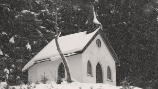 wegkapelle  mariahilf  nesselwängle  rauth