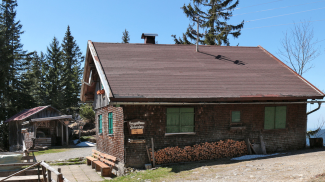 Iselerplatz-Hütte