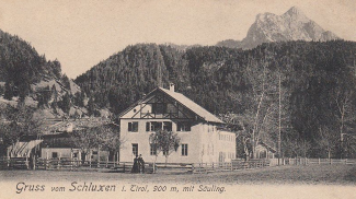 Gasthof Schluxen