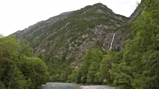Griestal-Wasserfall bei Hägerau