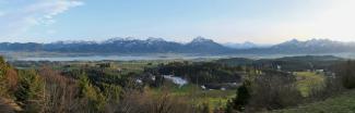 Panorama Zwieselberg