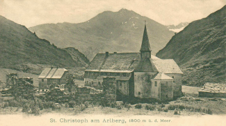 Hospiz St. Christoph am Arlberg