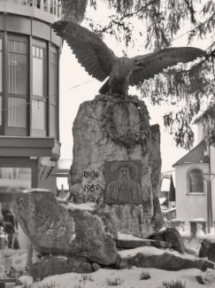 Andreas-Hofer-Denkmal Tannheim