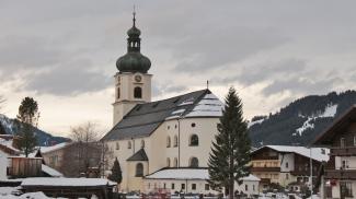 Pfarrkirche St. Nikolaus in Tannheim
