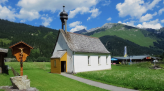 Kapelle Hl. Josef Untergrünau