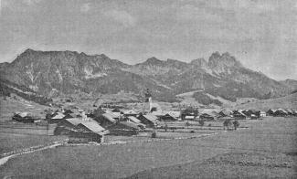 Tannheim um 1890