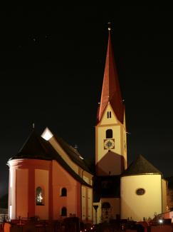 Dekanats-Pfarrkirche Breitenwang