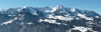 Panorama Winterstaude