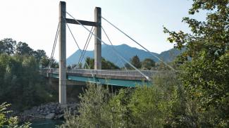 Lechbrücke bei Pinswang