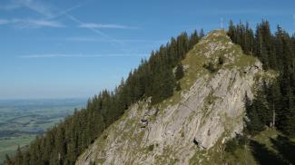 Alpspitz-Nordflanke