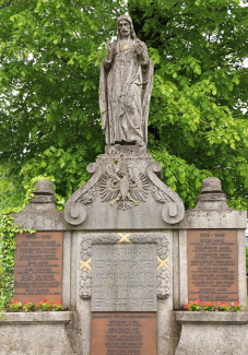 Kriegerdenkmal Jungholz