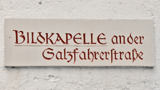 Bildkapelle am Oberjoch