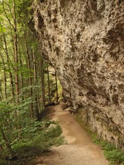 Hinanger Wasserfall-Weg