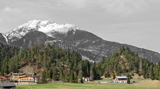 Bergsturzlandschaft