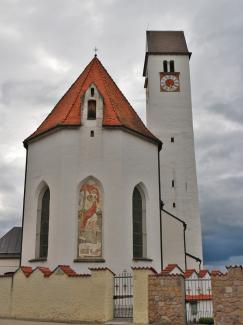St. Maria und Florian