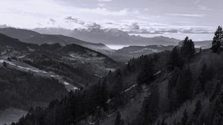 Ausblick Salmaser Höhe
