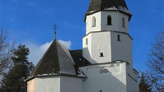 hüttenkapelle pflach