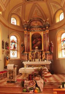 St. Joseph in Zöblen