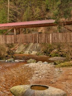 Duracher Wasserweg - Floriansbrücke