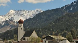 Pfarrkirche Unsere Liebe Frau Mariae Himmelfahrt in Heiterwang