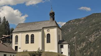 zunftkirche josef bichlbach