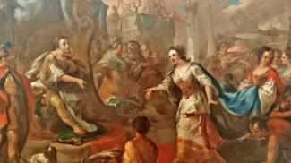 Balthasar Riepp - Salomon und die Königin von Saba