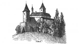 Burg Hohenegg