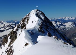 Wildspitze 3774m (Überschreitung per Jubiläumsgrat)