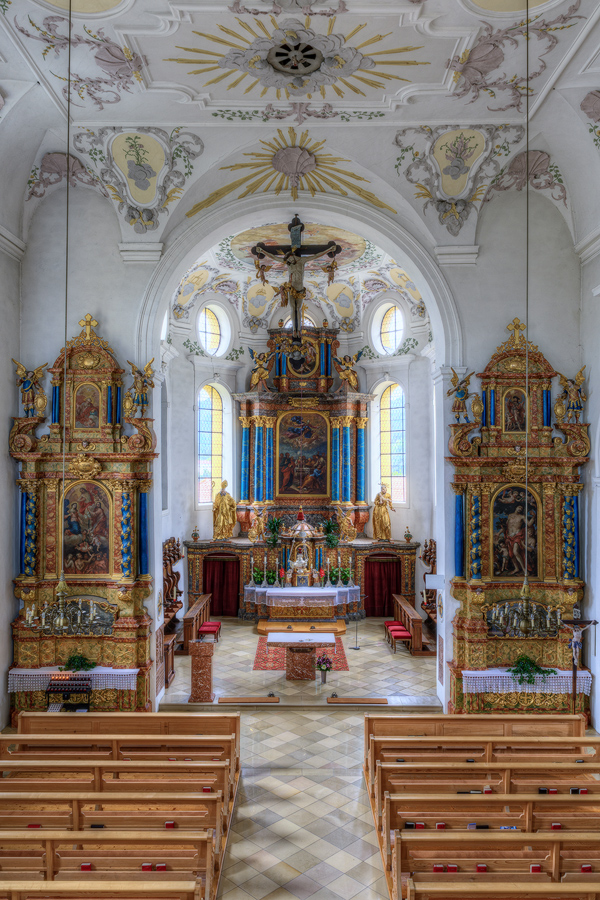 Pfarrkirche Mariä Himmelfahrt in Vils