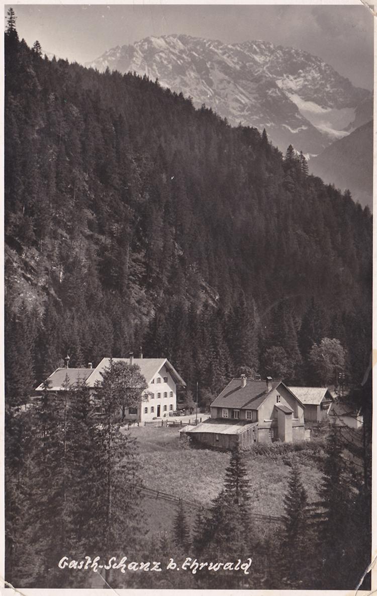 schanz ehrwald
