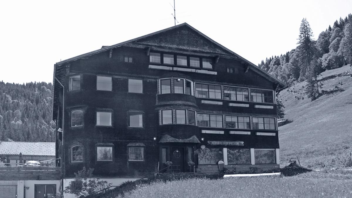 Almagmach - der Bau hat seine besten Jahre bereits hinter sich