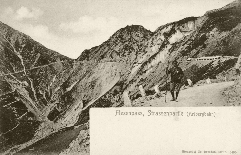 flexenpass flexenstrasse flexenstraße zürs arlberg stuben
