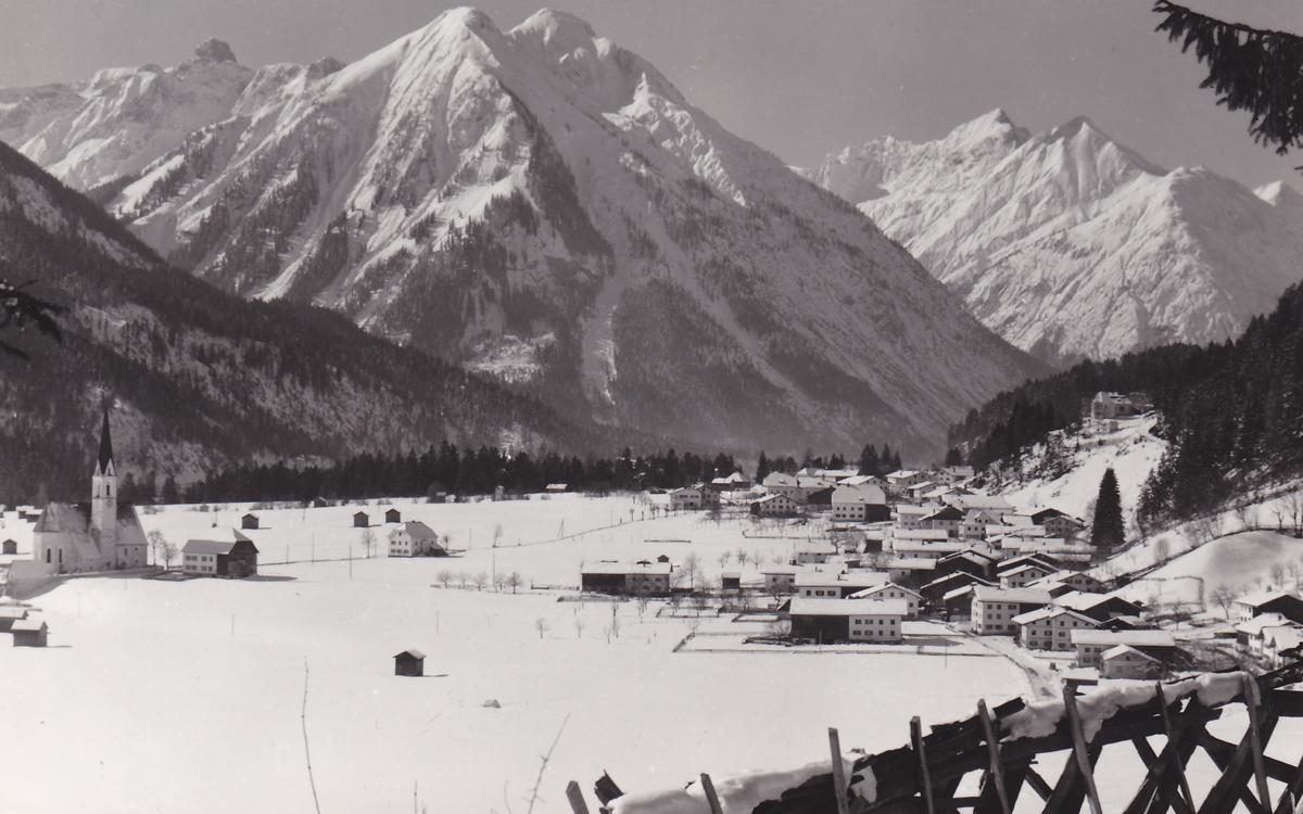 Elbigenalp (etwa 60er Jahre)