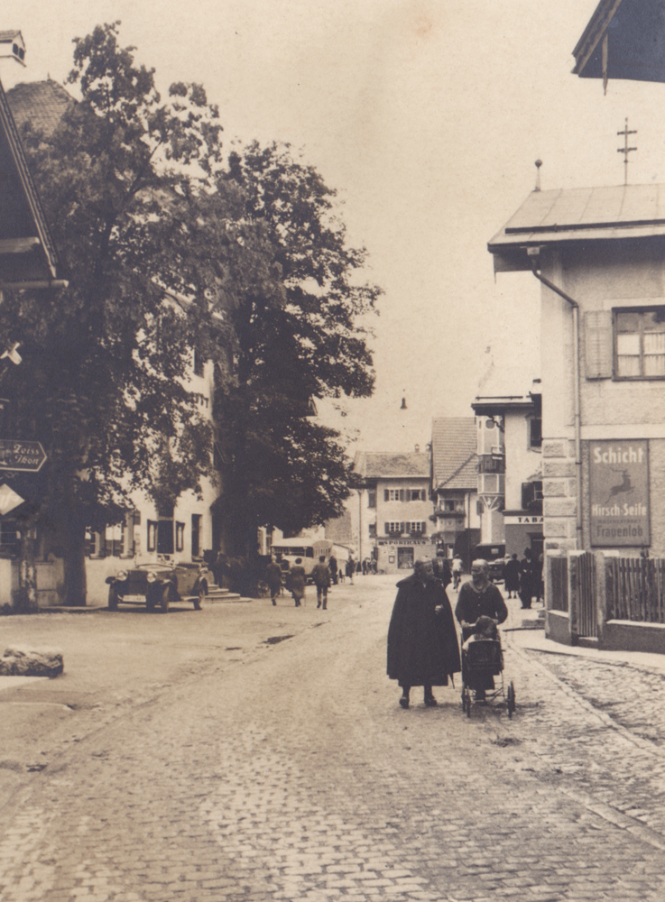 reutte untermarkt 1930er