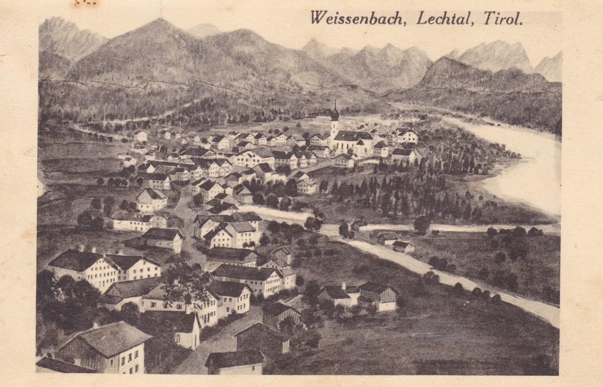weißenbach weissenbach künstlerkarte