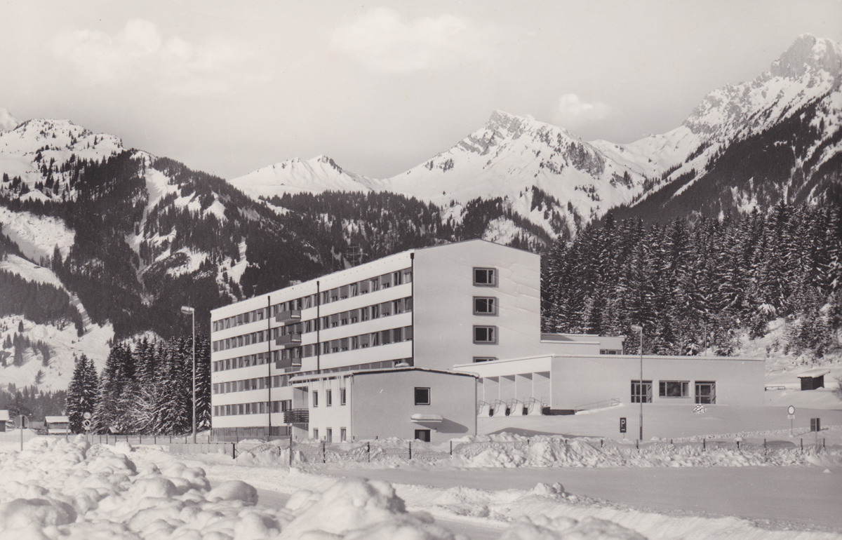 bezirkskrankenhaus spital hospital ehenbichl
