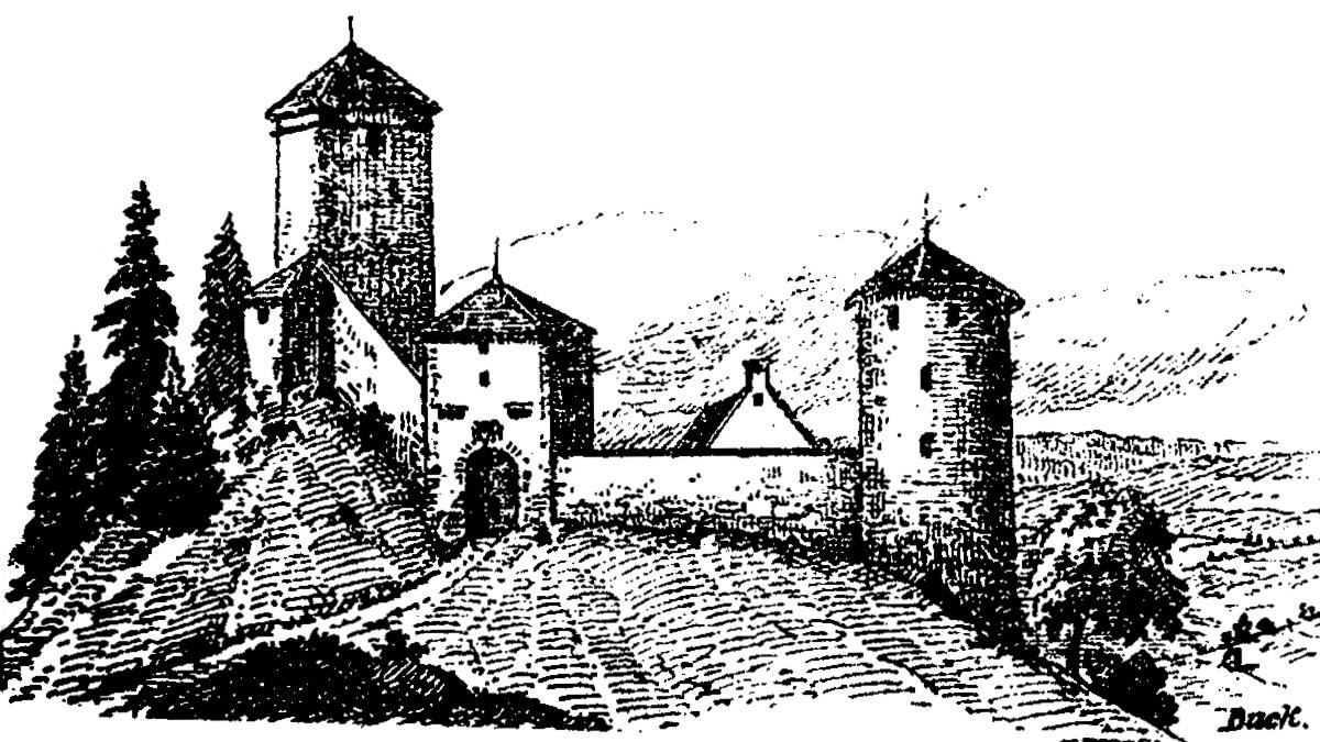 Ruine Werdenstein