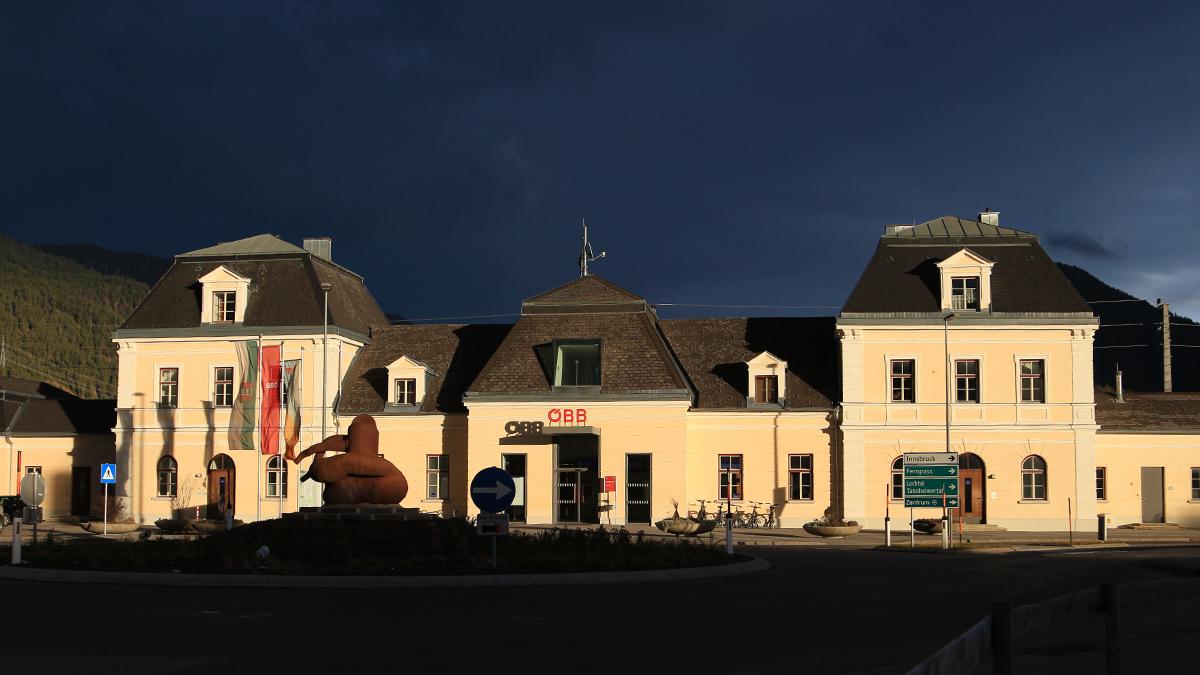 bahnhof reutte außerfernbahn