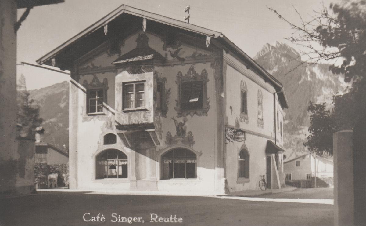 cafe singer zeillerhaus