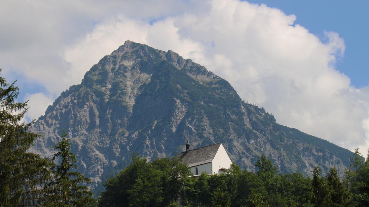 schöllanger burgkapelle burgkirche rubihorn