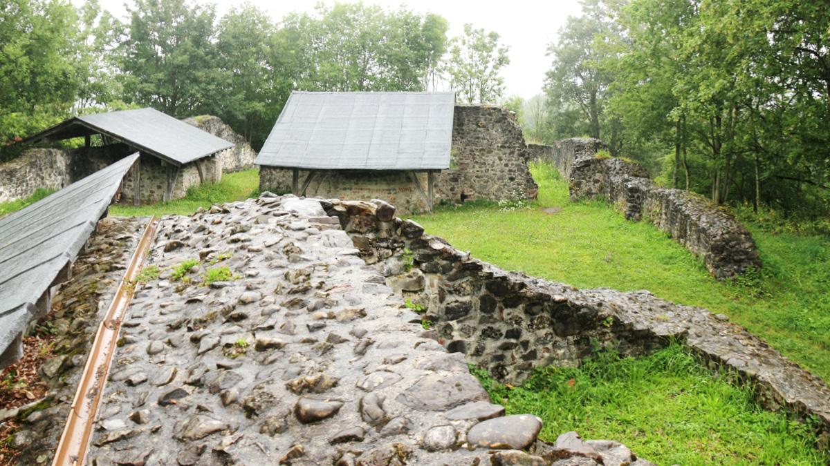 Ruine Wolkenberg