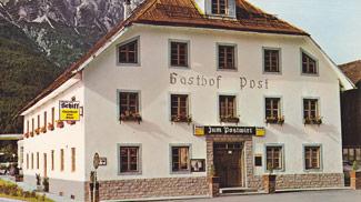 postwirt gasthof post wanner weißenbach weissenbach