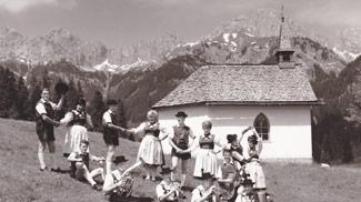 die-lustigen-holzhacker nesselwängle trachtengruppe tannheimertal