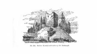 Ruine Rauhlaubenberg