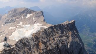 Schneefernerkopf und Zugspitzeck